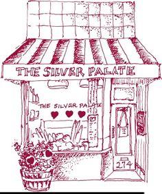 Silver Palate illustration