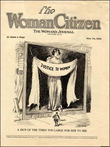 The Woman Citizen 1919